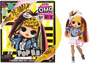 L.O.L. Surprise! O.M.G. Remix Pop B.B. Fashion Doll 567257