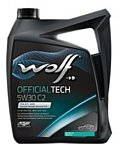 Wolf Official Tech 5W-30 C2 1л