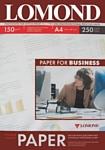 Lomond Глянцевая односторонняя A4 150 г/кв.м. 250 листов (0102133)