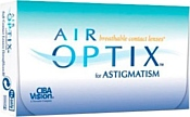 Ciba Vision Air Optix for Astigmatism +2.5 дптр 8.7 mm