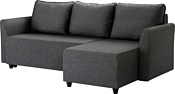 Ikea Бриссунд 804.481.81 (рудорна темно-серый)