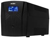 SVEN Pro 1500 (LCD, USB)