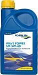 North Sea Lubricants WAVE POWER SM 5W-40 1л