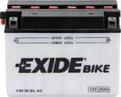 Exide Conventional Y50-N18L-A (20Ah)