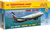 "Звезда Пассажирский авиалайнер ""Боинг 767-300"""