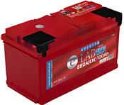 E-Lab 6СТ-100R + EFB (100Ah)