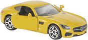 Majorette Premium 212053052 Mercedes-Benz AMG GT (желтый)