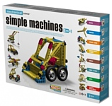 ENGINO Mechanical Science M010 Simple Machines 8in1