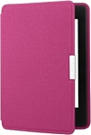 Amazon Kindle Paperwhite Leather Cover Pink