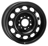 Magnetto Wheels 14016 5x14/5x100 D57.1 ET35 Black