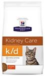 Hill's Prescription Diet K/D Feline Kidney Care (1.5 кг)
