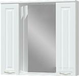 Garda Шкаф с зеркалом Keln-4 85 см