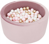 Misioo 90x40 200 шаров (лиловый вельвет)