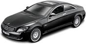 Bburago Mercedes-Benz CL 18-43032 (черный)