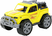 Полесье Автомобиль Легион №3 (жёлтый) 76038