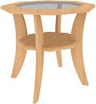 Кортекс-мебель Лотос-1 км.00169 (ольха)