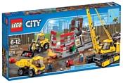 LEGO City 60076 Снос здания