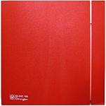 Soler & Palau SILENT-200 CZ DESIGN-4C RED