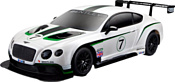 Maisto Bentley Continental GT3 (белый)