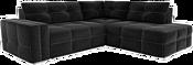 Mebelico Леос 60136 (черный)