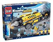 Enlighten Brick Kyanite Squad 2409 Тяжёлая буровая машина