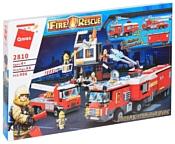 Qman Fire Rescue 2810 Пожарные службы