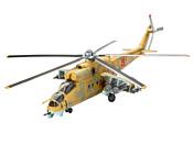 Revell 04951 Ударный вертолет Mil Mi-24D Hind