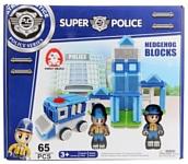 Energy Source Hedgehog Blocks 62934 Полиция