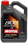 Motul 8100 Eco-clean C2 5W30 5л