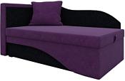 Mebelico Грация (фиолетовый/черный) (58002)