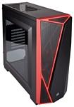 Corsair Carbide Series SPEC-04 Black/red