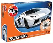 Airfix Quick Build J6019 Lamborghini Aventador New Colour