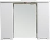 Rush Шкаф с зеркалом Pioneer 90 PIM79290W