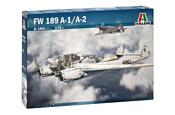 Italeri 1404 Самолет FW 189 A-1/A-2