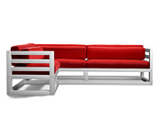 LoftyHome Магнус Роуз (красный)