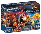 Playmobil Novelmore 70394 Лавовая катапульта