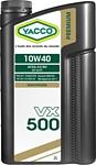 Yacco VX 500 10W-40 2л