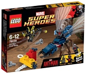 LEGO Super Heroes 76039 Человек-муравей