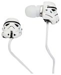 Jazwares Star Wars Storm Trooper Earbuds