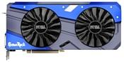 Palit GeForce GTX 1080 Ti 1518Mhz PCI-E 3.0 11264Mb 11000Mhz 352 bit DVI HDMI HDCP GameRock Premium Edition