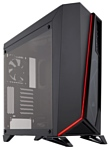 Corsair Carbide Series SPEC-OMEGA Tempered Glass Black