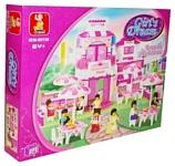 SLUBAN Розовая мечта M38-B0150 Романтический ресторан