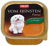 Animonda Vom Feinsten Forest для собак с олениной (0.15 кг) 6 шт.