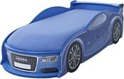 Мебелев Audi A4 171x70 (синий)