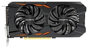 GIGABYTE GeForce GTX 1050 Ti 1316Mhz PCI-E 3.0 4096Mb 7000Mhz 128 bit DVI 3xHDMI HDCP Windforce
