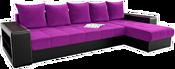 Mebelico Дубай 59645 (фиолетовый)