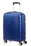 American Tourister Jetglam Metallic Blue 55 см
