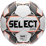 Select Futsal Master (4 размер, белый/черный/оранжевый)