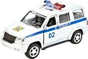 Технопарк UAZ Patriot Полиция X600-H09029-R
