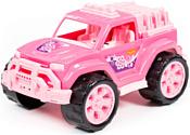 Полесье Автомобиль Легион №4 (розовый) 78278